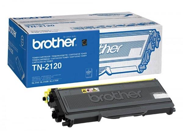 Brother TN-2120 Toner DCP-7030 7040 7045N HL-2140 2150N HL-2170W MFC-7320 MFC-7440 7840W