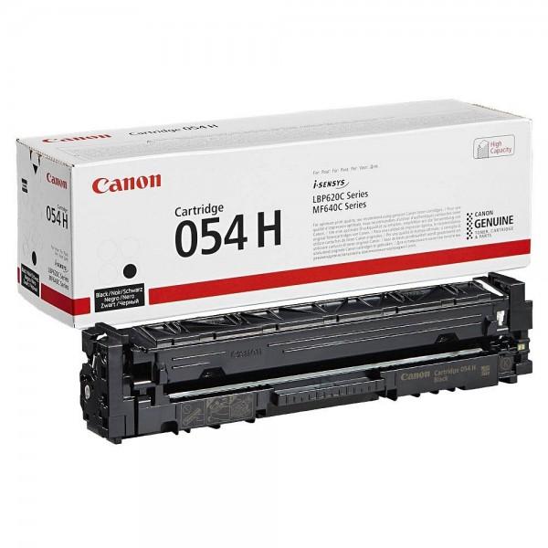 Canon Cartridge 054HBK schwarz für i-Sensys LBP621Cw LBP623Cdw LPB623Cw 3028C002
