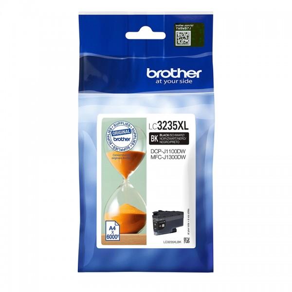 Brother LC-3235XLBK Tintenpatrone Black für DCP-J1100DW MFC-J1300DW