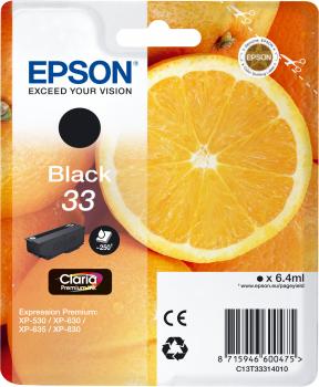 Epson Tintenpatrone T33 für Expression Premium XP-530 XP-630 XP-635 XP-830