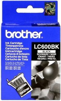 Brother Tintenpatrone Schwarz MFC 580 / 590 / 890