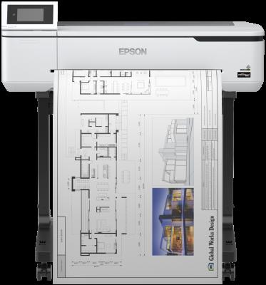 "EPSON SureColor SC-T3100 610 mm (24"") Großformatdrucker Farbe C11CF11302A0"