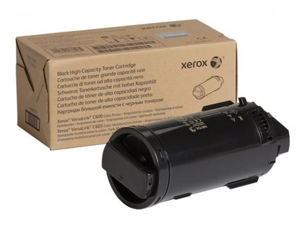 XEROX Toner black 106R03907 VersaLink C600 C605