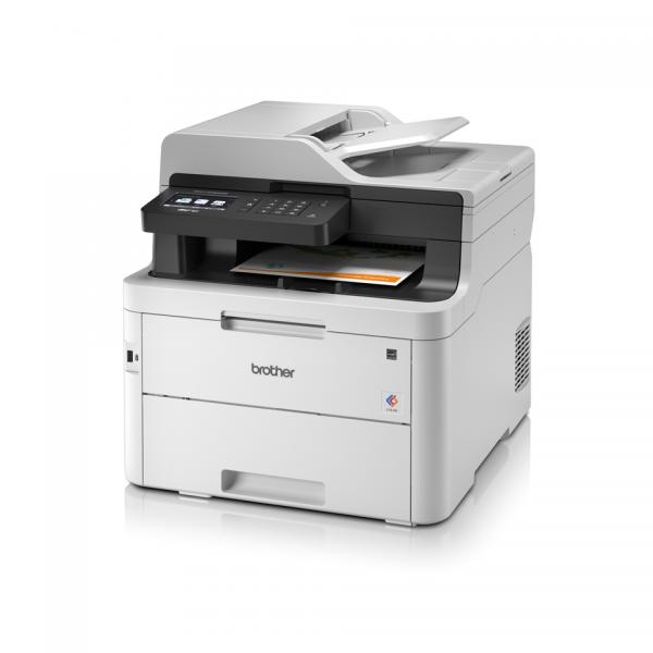 Brother MFC-L3750CDW Multifunktiondrucker A4 LED color 3 Jahre Garatie