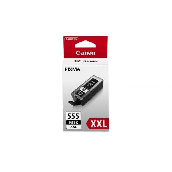 Canon PGI-555PGBK Tinte Black iX6850 MX725 MX925 Extra hohe Kapazität 8049B001