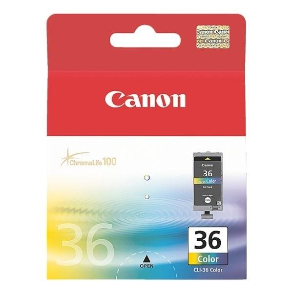 Canon CLI-36 Tinte Color Pixma IP100 iP110 1511B001