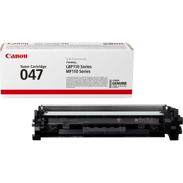 Canon 047 Toner schwarz 2164C002 für i-SENSYS LBP112 LBP113w MF112 MF113w