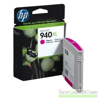 hp 940 xl tinte magenta c4908ae f r hp officejet pro 8000 8500 toner tinte druckerzubeh r. Black Bedroom Furniture Sets. Home Design Ideas