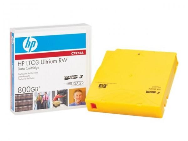 HP LTO Ultrium 3 Data Cartridge RW 400 / 800GB