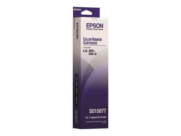 Epson C13S015077 Farbband farbig LQ 300 300+ 300+II 300+II Colour