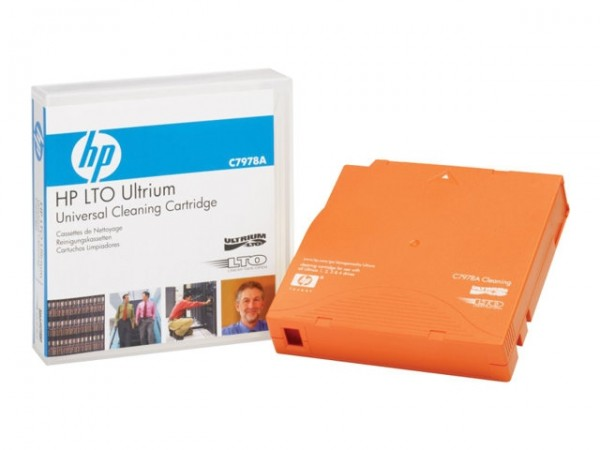 HP LTO Ultrium universal cleaning cartridge 1er-Pack