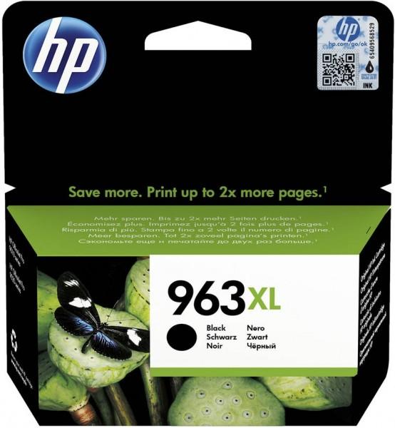 HP 963XL Tintenpatrone schwarz für OfficeJet Pro 9010 9012 9014 9015 3JA30AE