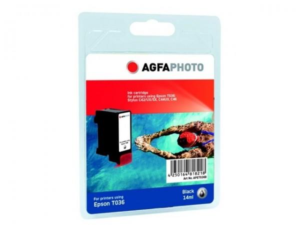 AGFAPHOTO ET036B Epson STC42 Tinte Black