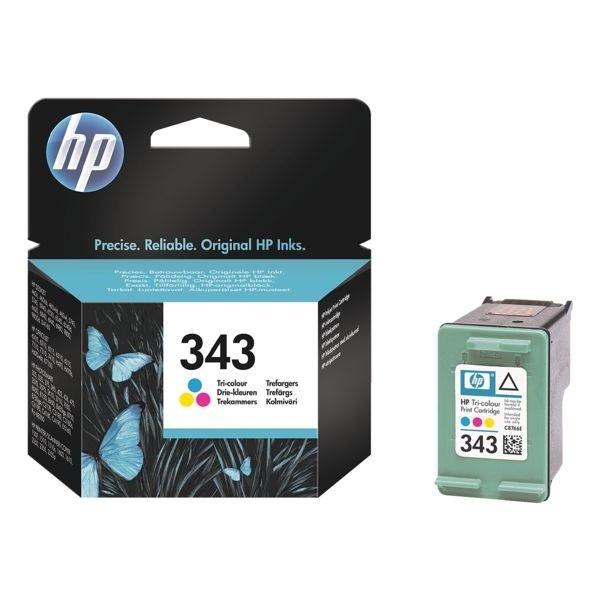 HP 343 Farbdruckpatrone C8766EE Photosmart 2575 Photosmart C1510 Deskjet 460 5740 6830