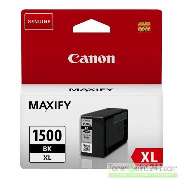 Canon Tinte Black PGI-1500XL  Maxify MB 2050 2350