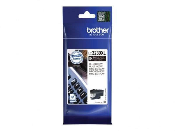 Brother LC-3239XLBK Tintenpatrone Black für HL-J6000DW MFC-J5945DW MFC-J6945DW MFC-J6947DW