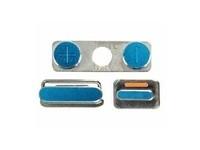 MicroSpareparts Mobile Apple iPhone 4 Side Key Set- Noise-Lock-Taste, Lautstärke-Taste, Power-Taste