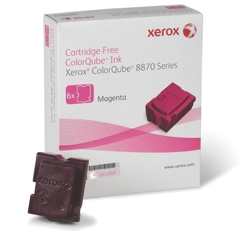 XEROX ColorQube 8870 Festtinte STIX 6 Magenta Solid Ink