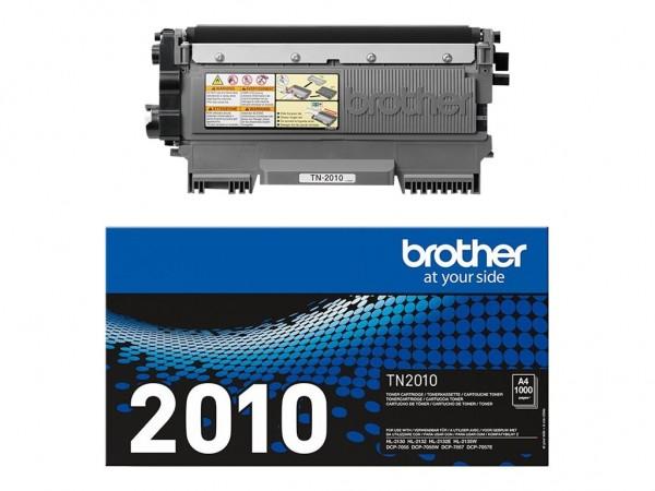 Brother TN-2010 Toner für HL-2130 HL-2135 DCP-7055 Black