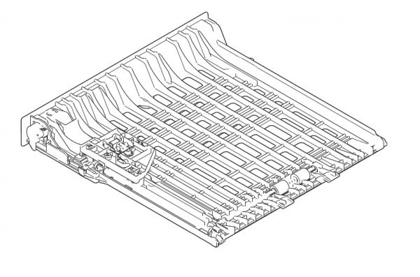 Brother D008UK001 Duplex Tray für DCP-L5500D MFC-L6702DW
