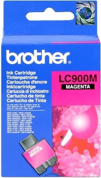 Brother Tintenpatrone Magenta LC900M
