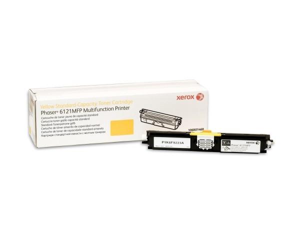 XEROX PH6121 Toner Yellow LC Standard