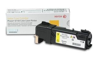 XEROX PH6140 Toner Yellow 2.000 Seiten Phaser 6140