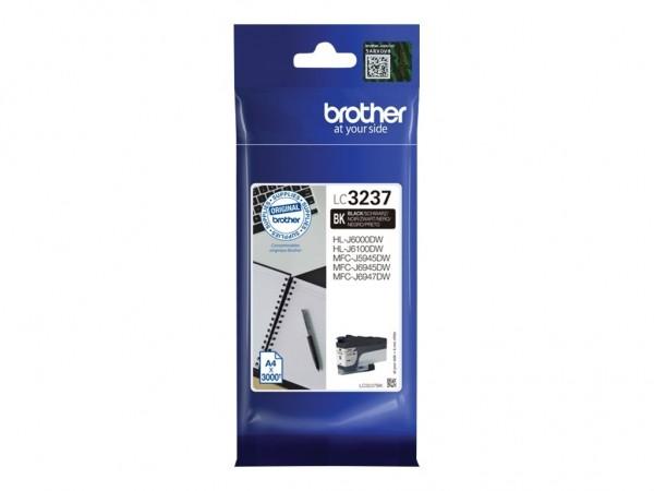 Brother LC-3237BK Tintenpatrone Black HL-J6000DW MFC-J5945DW MFC-J6945DW MFC-J6947DW