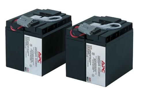 APC Original Ersatzbatterie RBC55 für SUA2200 / XLI / 3000 / XLI