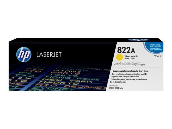 HP 822 Belichtungstrommel yellow für Color LaserJet 9500 C8562A