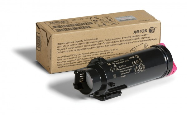 Xerox Toner magenta 106R03474 für Phaser 6510 WorkCentre 6510 6515 1.000 Seiten