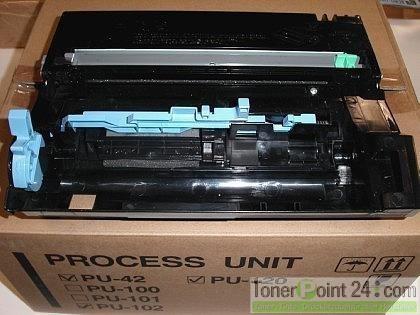 KYOCERA PU-102 Process Unit FS-1018 FS-1118MFP KM-1815 OPC
