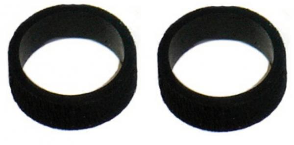 Lexmark 40X1319 Paper Feed Rubber Tires 2 Stück/Box E230 E330 E340 E342 E450 X342