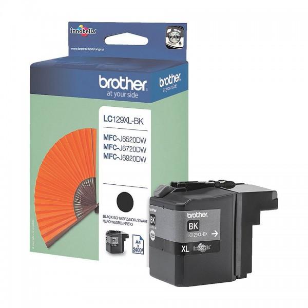 Brother LC129XLBK Tinte Black für MFC-J 6520 MFC-J6720 MFC-J6820 MFC-J 6920