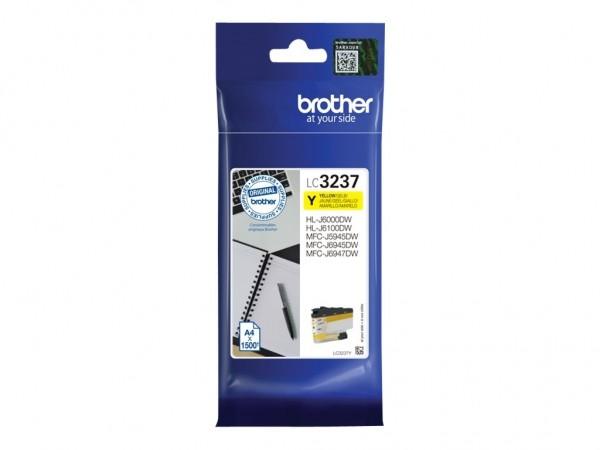 Brother LC-3237Y Tintenpatrone Yellow für HL-J6000DW MFC-J5945DW MFC-J6945DW MFC-J6947DW