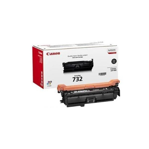 Canon 732 Toner Black 6263B002 für Canon I-Sensys LBP-77800Cx