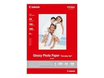 Canon GP-501 glänzend Fotopapier A4 5 Blatt