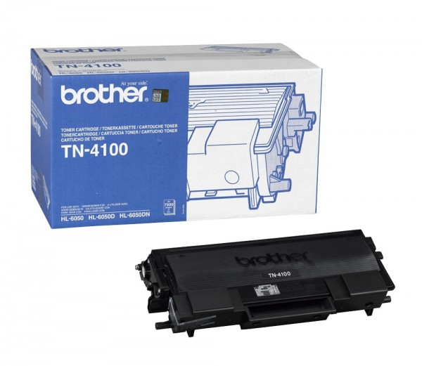 Brother Toner schwarz TN-4100 HL-6050 HL6050D HL-6050DN