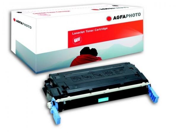 AGFAPHOTO APTHP9721AE HP.CLJ4600 Toner Cartridge 8000pages cyan