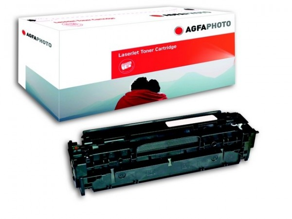 AGFAPHOTO THP530AE HP.CLJCP2025 BLK3.500 pages Toner Cartridge black