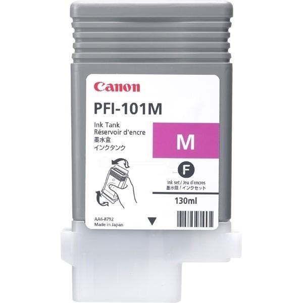 Canon PFI-101M Tintenpatrone Magenta für imagePROGRAF iPF5000 iPF5100 iPF6000S iPF6100