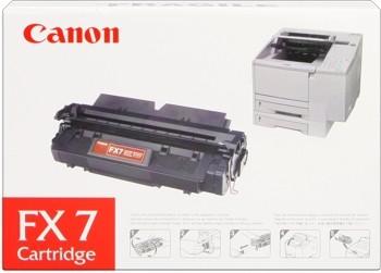Canon Toner FX 7 für Fax L2000 + Laser Class 710 / 720 I / 730 I