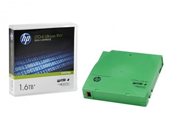 HP LTO Ultrium 4 Data Cartridge 800 / 1600GB