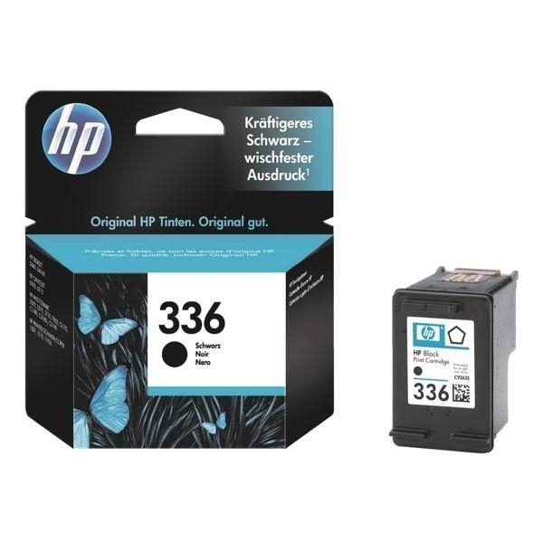 HP 336 Druckpatrone Black No.336 für Photosmart 2575 Deskjet 5440 Photosmart C1510