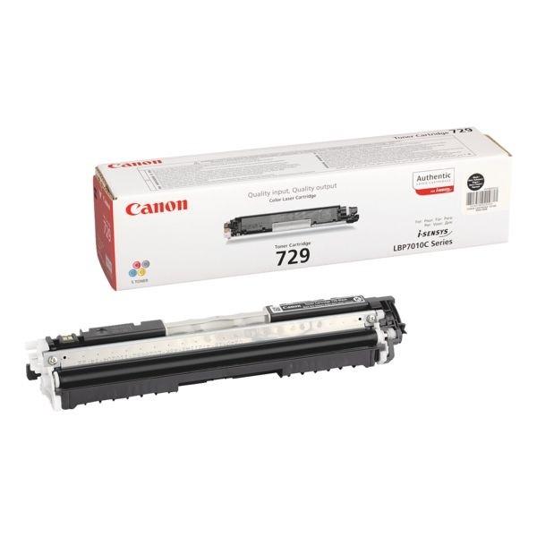 Canon 729 Toner Cartridge Black LBP-7010C 7018 7810C 4370B002