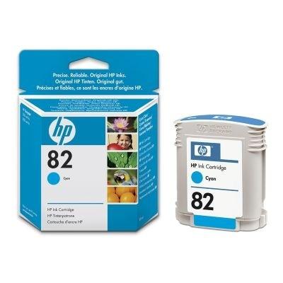 HP 82 Tinte Cyan C4911A DesignJet 510 DNJ 800 DJ 815MFP DJ 820 MFP