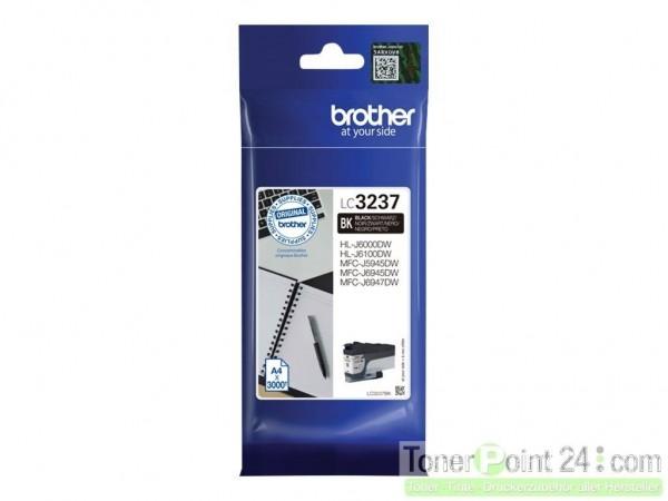 Brother LC-3237BK Tintenpatrone Black für HL-J6000DW MFC-J5945DW MFC-J6945DW MFC-J6947DW