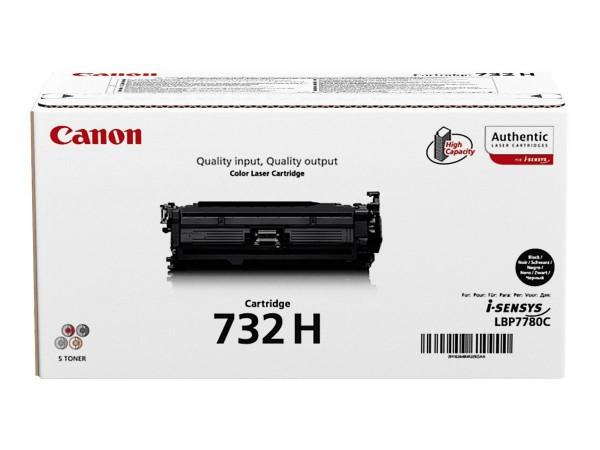 Canon 732H Toner Black HC 6264B002 für Canon I-Sensys LBP-77800Cx