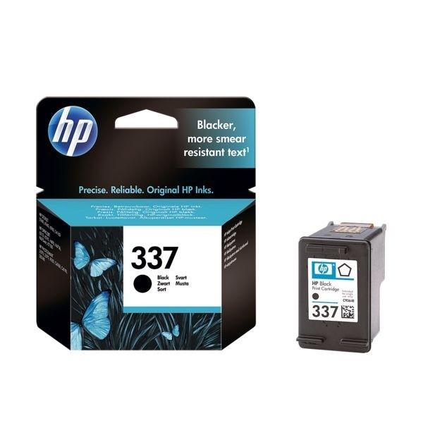HP 337 Tinte C9364EE Black Photosmart 325 375 Deskjet 5740 6540 Officejet H470
