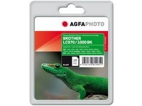 AGFAPHOTO B1000B Brother DCP-130C Tinte Black
